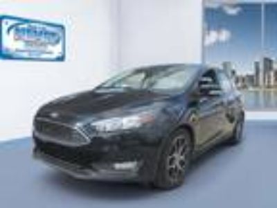 $20888.00 2017 Ford Focus with 10637 miles!