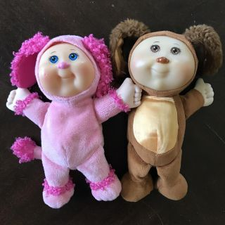 Cabbage Patch Kid Puppies