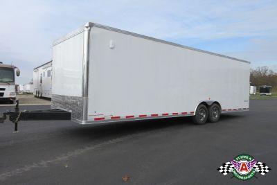 2019 Pace American 28' Cargo Sport Car Hauler