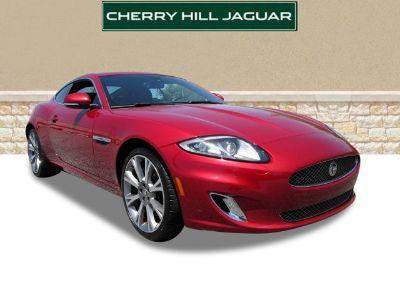2013 Jaguar XK-Series Base (Italian Racing Red)