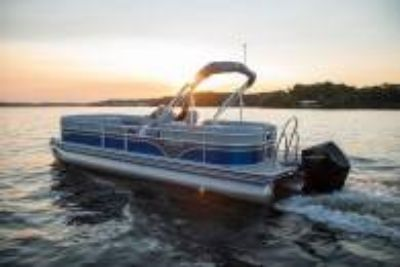 2019 Lowe SS210 WT TL W/ MERCURY 150 & KARAVAN TRAILER Pontoon Boats West Plains, MO