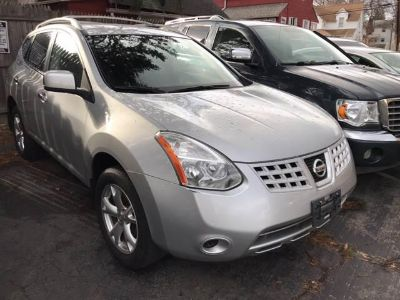 2010 Nissan Rogue SL (silver)