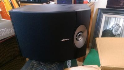 Bose 301 Bookshelf Speakers