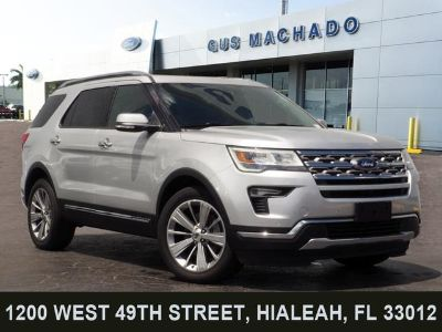 2018 Ford Explorer Limited ()