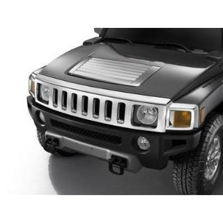 Sell 2006-2009 HUMMER H3 Hood Louver Chrome 19212335 GENUINE OEM GM NEW motorcycle in Duluth, Georgia, US, for US $185.99