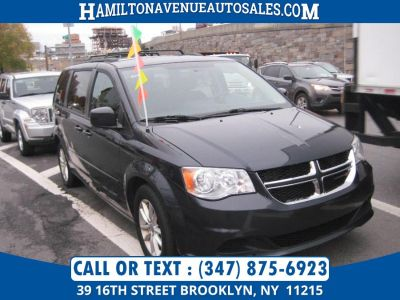 2013 Dodge Grand Caravan SXT (Blue Streak Pearl)