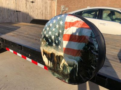 2018 20' x 9' Flat Bed Trailer Plans Changed