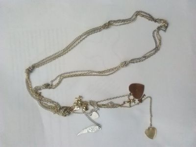 "18"" Knotted Necklace"
