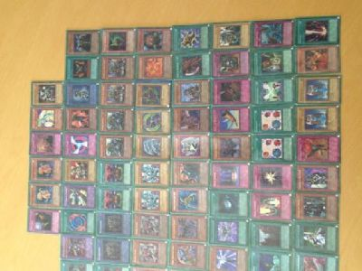 $80 OBO YuGioH Cards (Super, Secret, and Ultra Rare Holographic cards)
