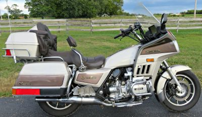 1985 HONDA GOLDWING ASPENCADE Touring Motorcycles Marengo, IL