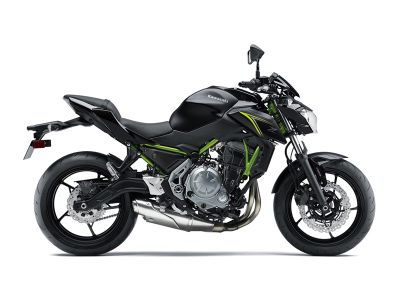 2018 Kawasaki Z650 ABS Sport Motorcycles White Plains, NY