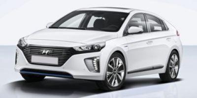2018 Hyundai IONIQ Hybrid Blue (Ceramic White)