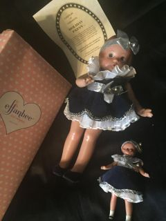 12 Effanbee Doll Collection