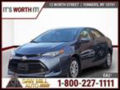 2018 Toyota Corolla with 10 miles!