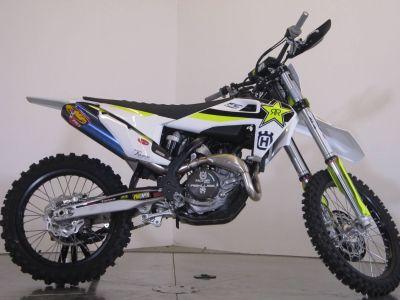 2018 Husqvarna FC 450 Rockstar Edition Motocross Motorcycles Greenwood Village, CO