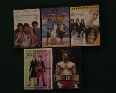 Really old dvds