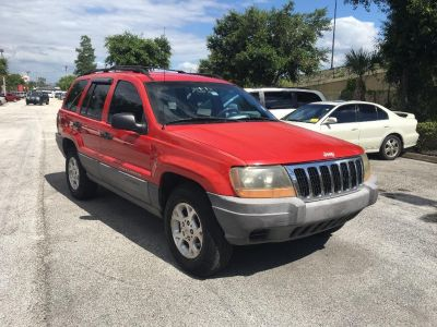 1999 Ford Expedition Eddie Bauer (Red)