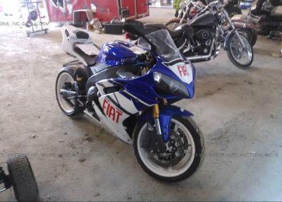 2007 Yamaha YZFR1