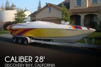 2003 Caliber 1 Thunder Offshore 280
