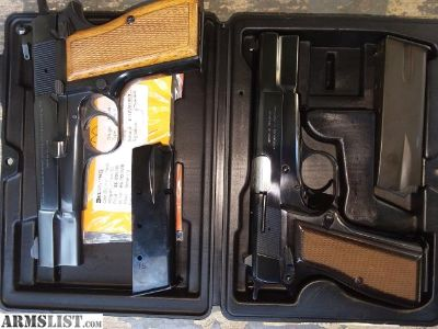 For Sale/Trade: 2 Browning Hi powers