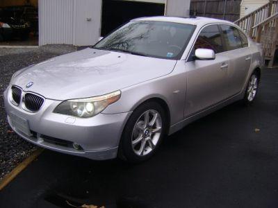 2004 BMW 5-Series 545i (Amethyst Grey Metallic)