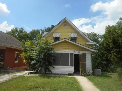 2 Bed 1 Bath Foreclosure Property in Kansas City, KS 66102 - S 15th St