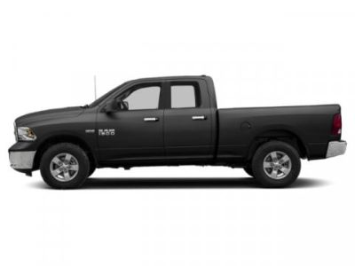 2019 RAM RSX Tradesman (Brilliant Black Crystal Pearlcoat)