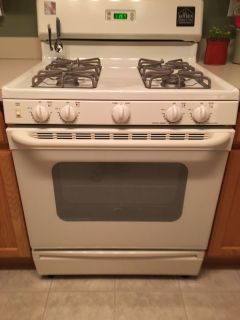 GE4 burner gas stove