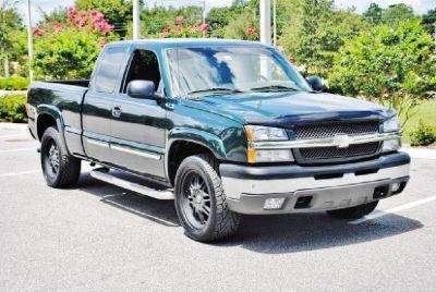 2004 Chevrolet Silverado 1500 Z71 4x4