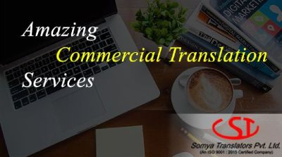 Best Amazing Commercial Translation Services