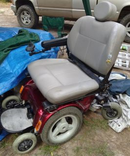 ELECTRIC WHEEL CHAIR JAZZY 1420