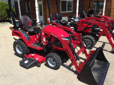 2018 Mahindra EX20S4FHILM Tractors Lawn & Garden Elkhorn, WI