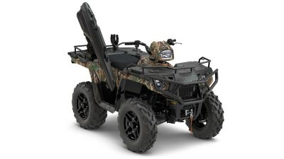 2018 Polaris Sportsman 570 SP Hunter Edition Utility ATVs Barre, MA