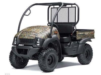 2013 Kawasaki Mule 610 4x4 XC Camo Side x Side Utility Vehicles La Marque, TX