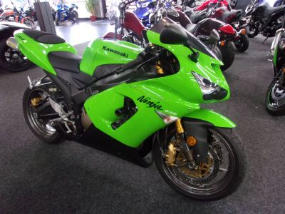 2005 Kawasaki Ninja ZX-6R SuperSport Motorcycles Philadelphia, PA
