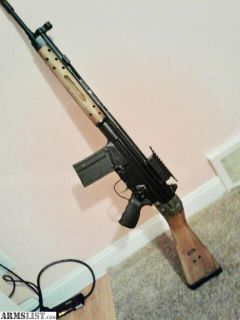 For Sale/Trade: Cetme .308 with 500 rounds of ammo