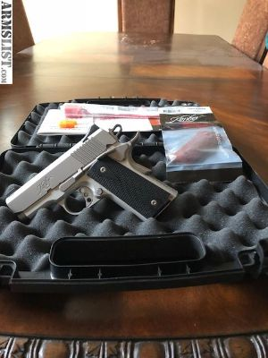 For Trade: Kimber Ultra Carry ll