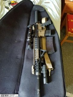 For Sale/Trade: Custom ar15