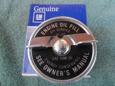 Sell 1964-68 69 70 71-72-1988 OLDS CUTLASS 442 HURST OLDS TORONADO 88 98 OIL CAP NOS motorcycle in Oak Hills, California, United States, for US $29.99