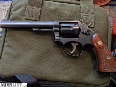 For Sale/Trade: Smith & Wesson K22 Masterpiece Made in 1949