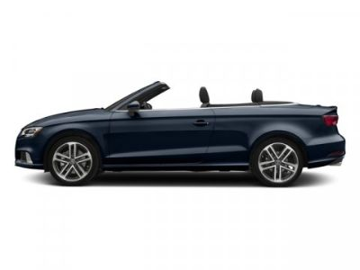 2018 Audi A3 Cabriolet Summer of Audi Premium Plus (Cosmos Blue Metallic/Black Roof)