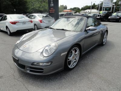 2005 Porsche 911 Turbo S (Gray)
