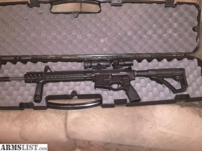 For Sale: Daniel defense M4V1LW
