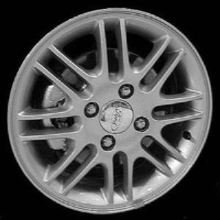 $55 Looking for a used aluminum wheel for a 2007 Ford Focus