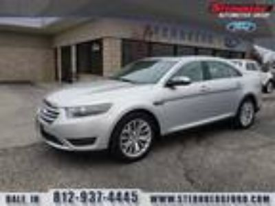 used 2018 Ford Taurus for sale.
