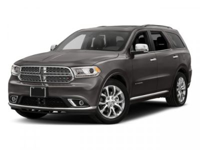2018 Dodge Durango Citadel (White Knuckle Clearcoat)