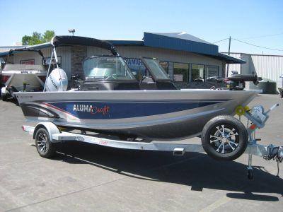 2019 Alumacraft Competitor 165 Sport Aluminum Fish Boats Lakeport, CA