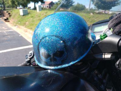 Custom novelty helmet