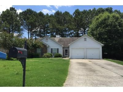 3 Bed 2 Bath Preforeclosure Property in Cartersville, GA 30121 - Kaleigh Ct NE
