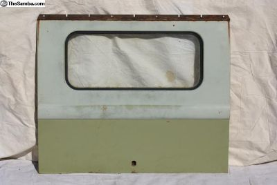 OG paint Mango rear hatch